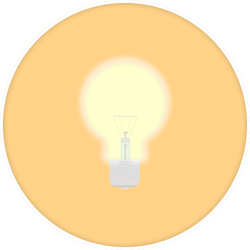 Graphic of lightbulb